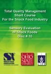 TQM-Short Course Series: Sensory Evaluation of Snack Foods