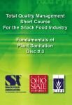 Quality Management Series: Fundamentals of Plant Sanitation