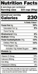 Nutrition Facts Food Labeling Guide
